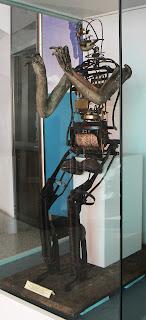 Manzetti's automaton
