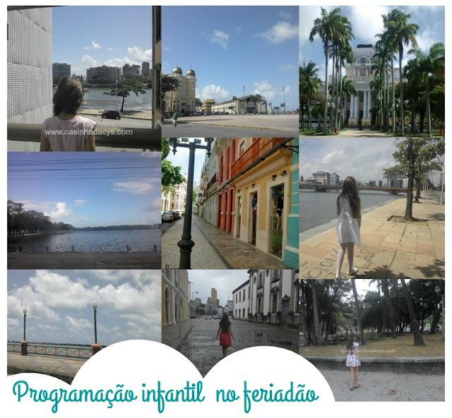 Dicas para criança em Recife e região metropolitana no feriado da páscoa