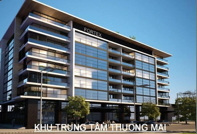 Thiết kế mặt bằng căn hộ New City Thái Bình