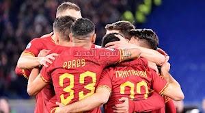 روما يحقق انتصار كاسح على فريق ليتشي باربع اهداف في الدوري الايطالي