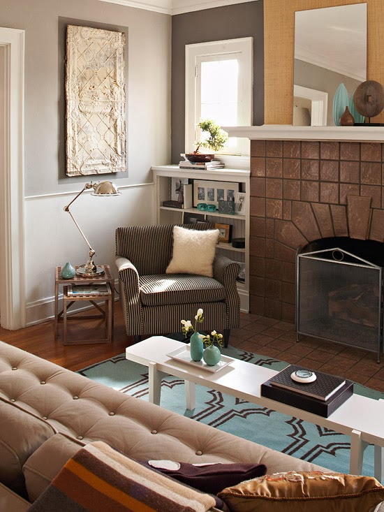 2014 Clever Furniture Arrangement Tips for Small Living Rooms on Small Rooms  id=59174