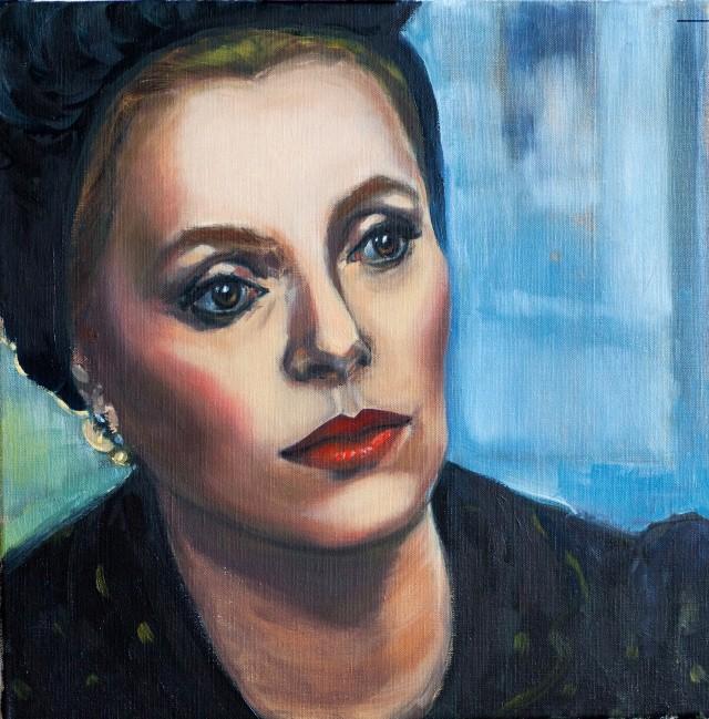 Портреты. Corinne Korda 21