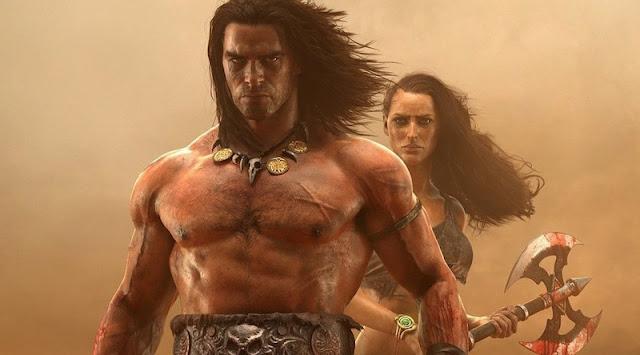 Conan Exiles barbarian Edition Repack