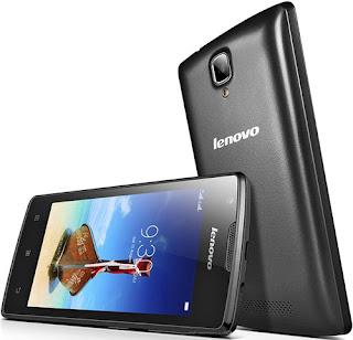 Hard Reset Lenovo A1000