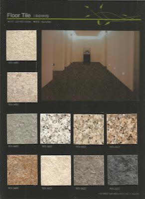Vinyl Korea Woosoung Floor Tile 2