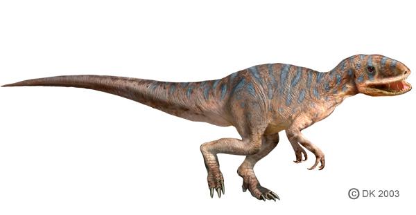 Yangchuanosaurus (Yangchuanosaurus Shangyouensis)