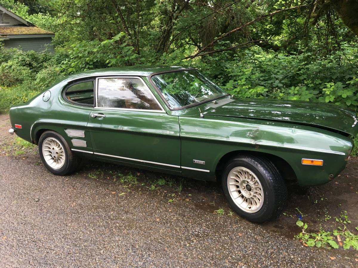 The ad details or light the seller says it needs a full restoration but it doesn t look look bad all things considered drop a late model coyote v8 under