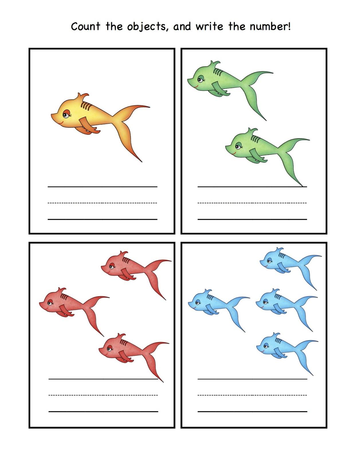 Fish How Many 1 4 1 236 1 600 Pixels