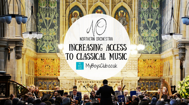 Northern Orchestra - increasing access to classical music