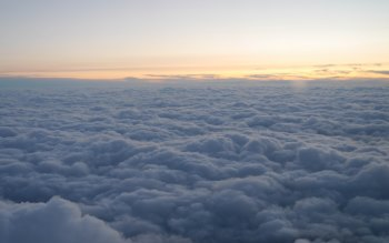 Wallpaper: Above the Clouds