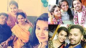 Hari Teja Actress Family Husband Parents children's Marriage Photos