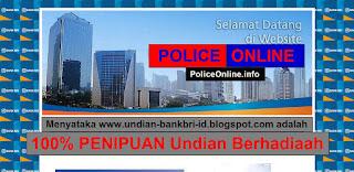 undian-bankbri-id.blogspot.com PENIPUAN Undian Bank BRI