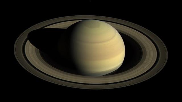 Cincin Saturnus akan Hilang 2019