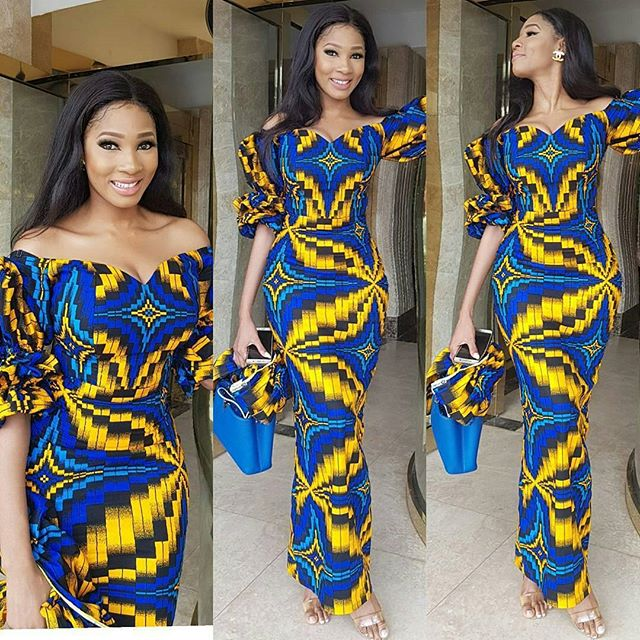 Beautiful Ankara Styles 2018 for Cute Ladies ; Trendy Gowns You Need ...