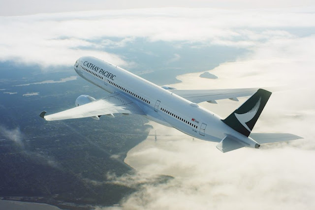 A350 (c) Cathay Pacific