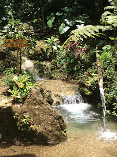 kembangsoka waterfall