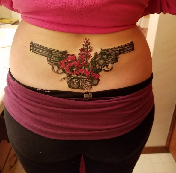 7e81b991f 50+ Cute Lower Back Tattoos For Women (2019) With Meaning | Tattoo Ideas