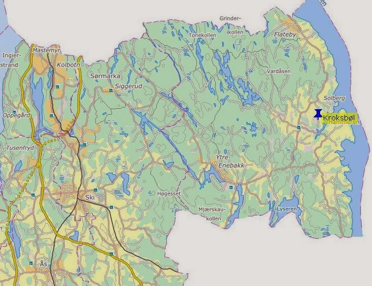 lysvatnet fosen kart Morten Ryagers slektsblogg: 2013 lysvatnet fosen kart