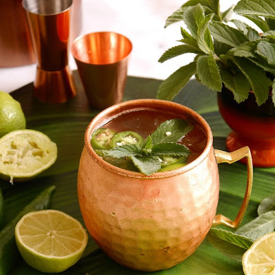 Mexican Mule Cocktail Recipe