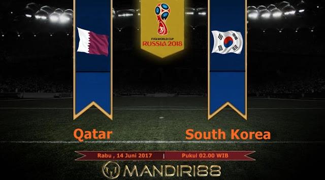 Prediksi Bola : Qatar Vs South Korea , Rabu 14 Juni 2017 Pukul 02.00 WIB