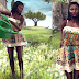 :::FurtaCor::Cibelle Dress