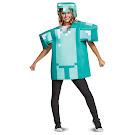 Minecraft Armor Classic Adult Costume Disguise Item