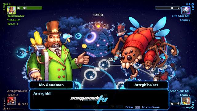 Planets Under Attack PC Full Español Theta Descargar 1 Link 2012