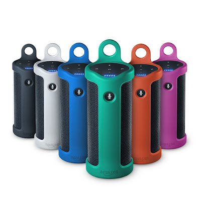 ALTAVOCES Amazon Tap COLORES