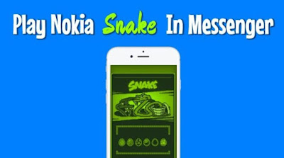 How To Play Nokia Snake Game On Facebook Messenger
