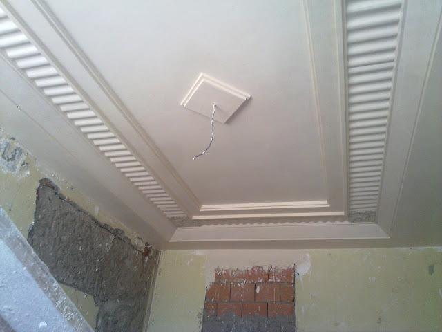 platre plafond maroc