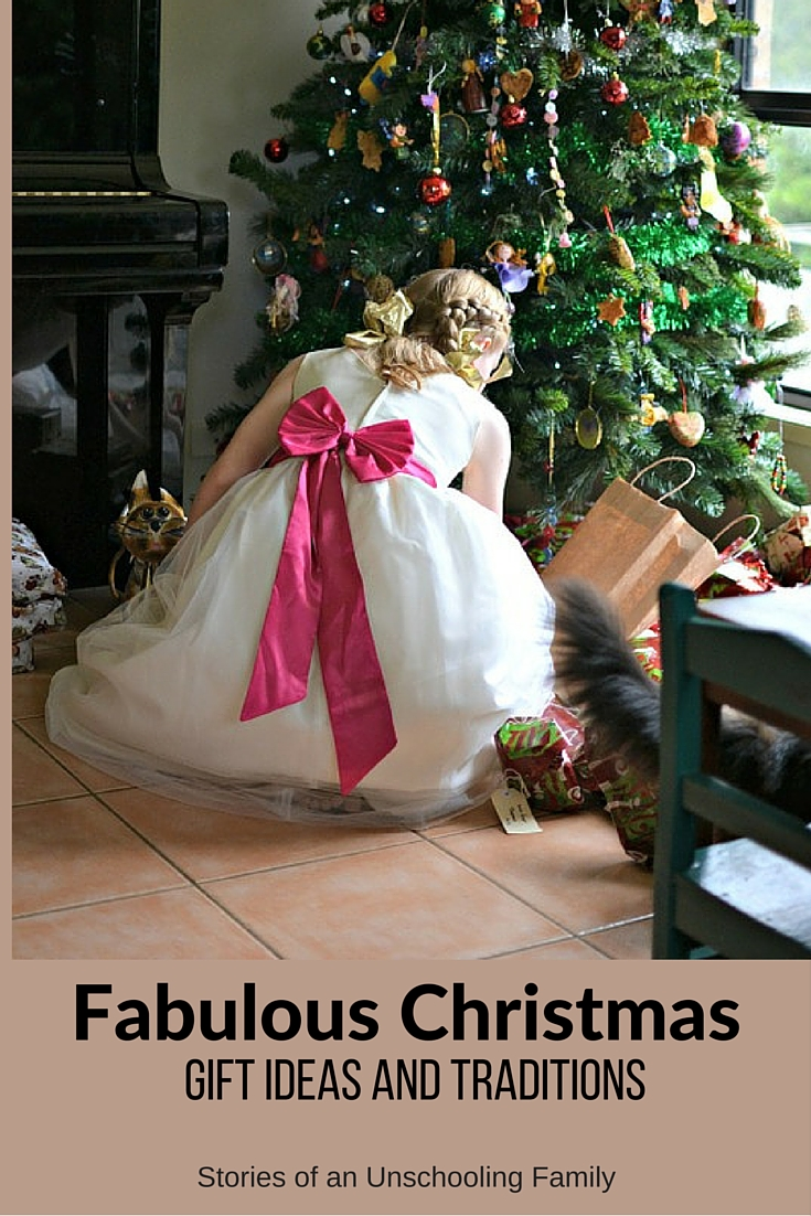 Fabulous Christmas: Gift Ideas and Traditions - Stories of an ...