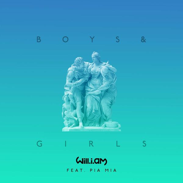 will.i.am - Boys & Girls (feat. Pia Mia) - Single Cover