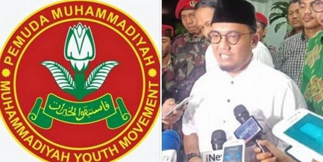 Dukungan untuk Dahnil: Jika Ada Kriminalisasi, Kami Pemuda Muhammadiyah tak akan Tinggal Diam