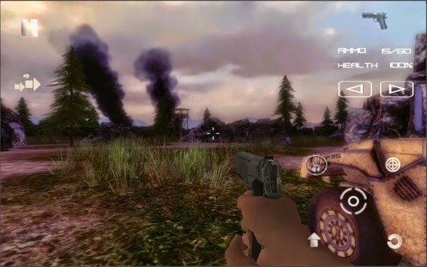 DID2 Dead Bunker 4 v1.0.5 Mod APK [Unlimited health and Unlimited Bullets] Apps