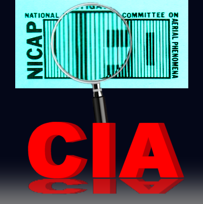 The CIA's Infiltration of NICAP