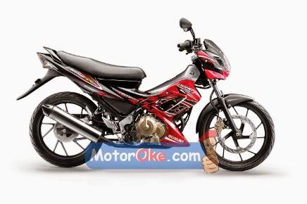 Harga Motor Suzuki Satria Fu