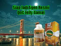 Penjual QnC Jelly Gamat Di Palembang