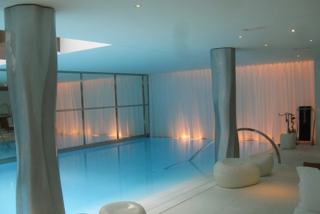 Spa im Hotel Le Royal Monceau, Paris