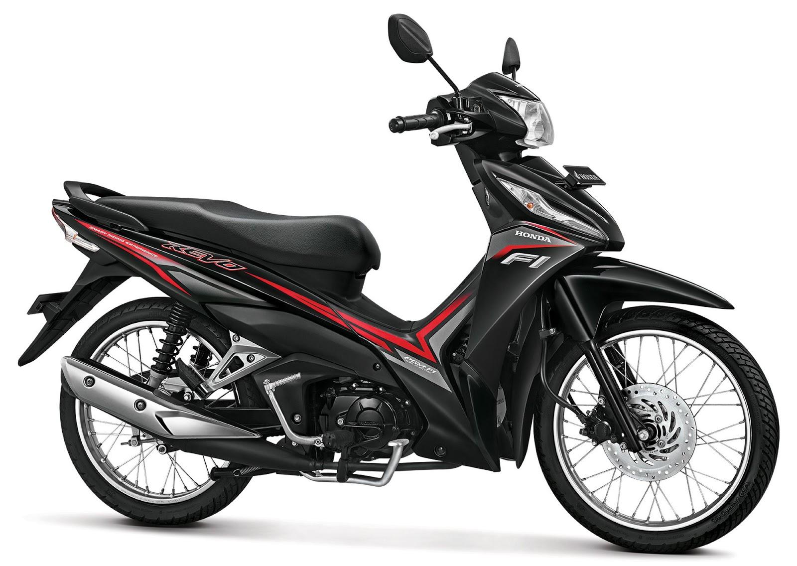 Honda Absolute Revo Fi