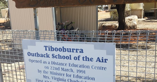 Tibooburra is near Wanaaring, right?!