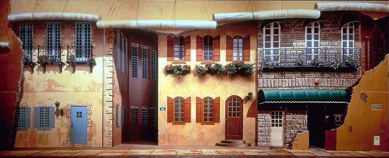 Cuadros Modernos Pinturas y Dibujos : Fotos de Murales 3D, John ...