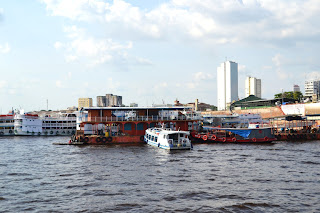 historia de manaus - porto de manaus