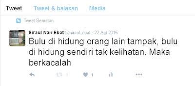 Berburu Follower Twitter Ala Siraul Nan Ebat