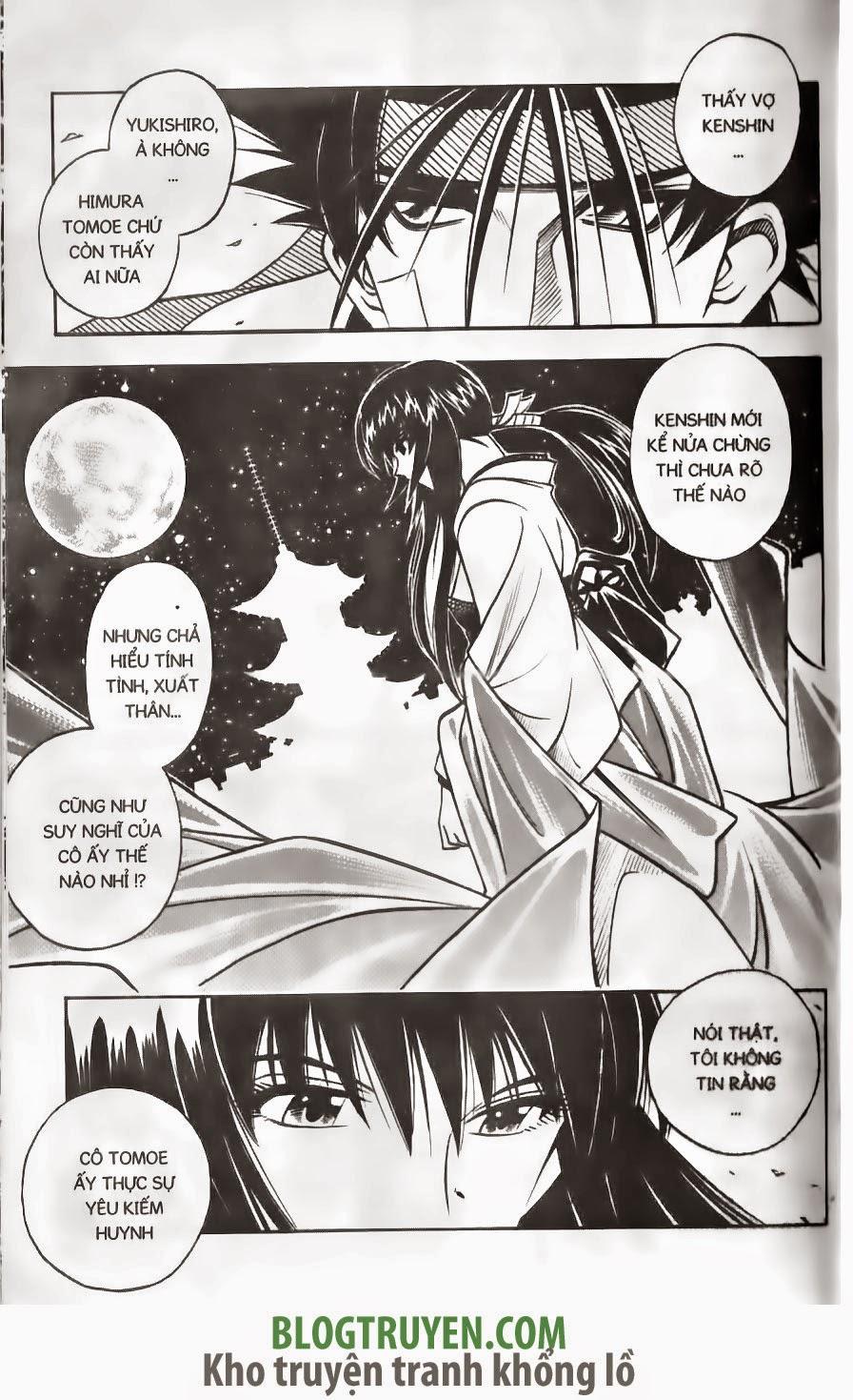 Rurouni Kenshin chap 171 trang 8