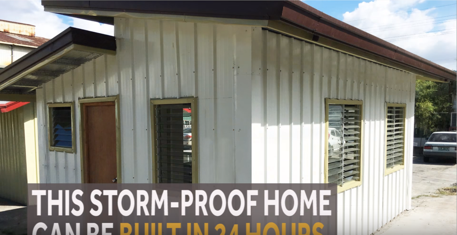 For sale bahay tibay php145 000 storm proof house in for Cyclone proof home designs