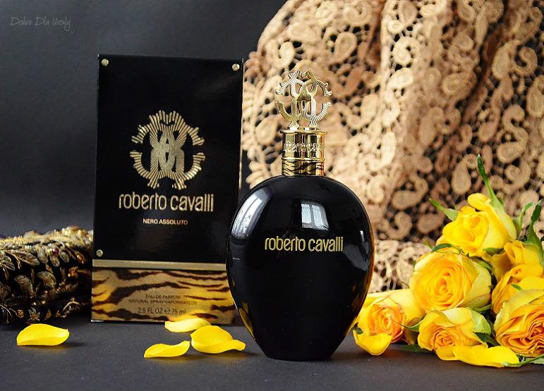 Woda perfumowana Nero Assoluto Roberto Cavalli recenzja