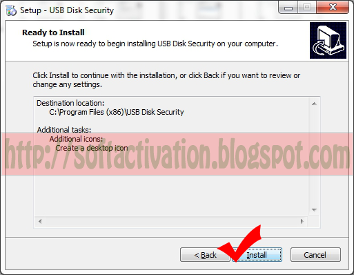 How to Install USB Disk Security 7