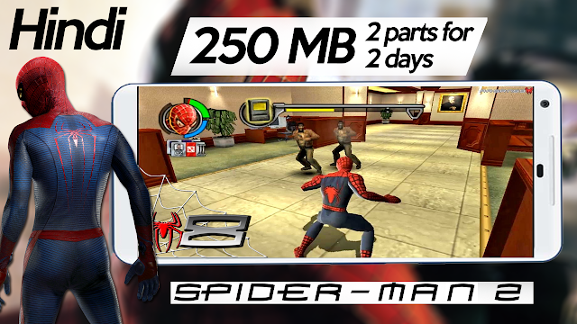 the amazing spider man 2 psp android game free download