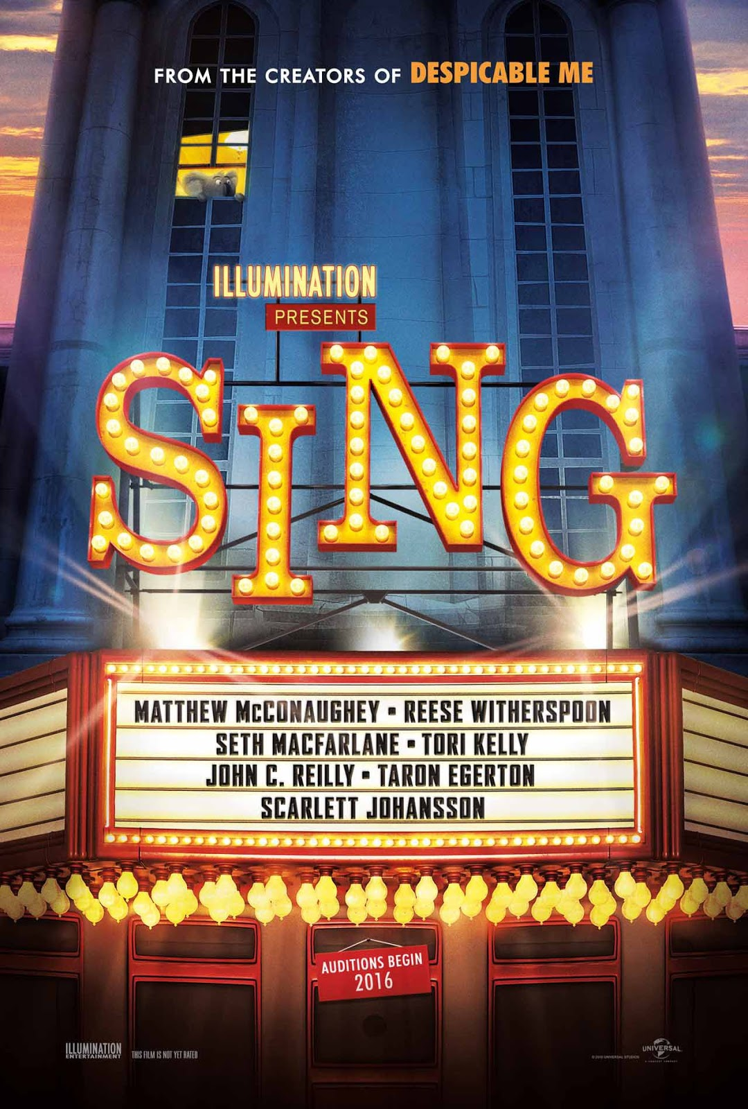 Review Filem Sing 2016