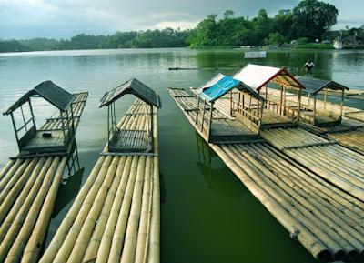 Wisata Bernuansa Alam di Kota Tasikmalaya